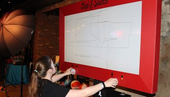 Etch A Sketch Game Rental San Francisco