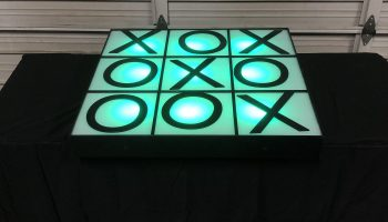 Led Tic Tac Toe Carnival Game