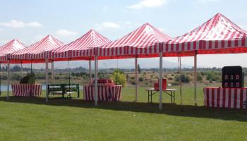 Graduation Party Tent Rental