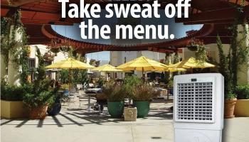 Cooling Fan Rentals Bay Area