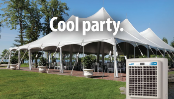 Event Cooling Fan Rentals
