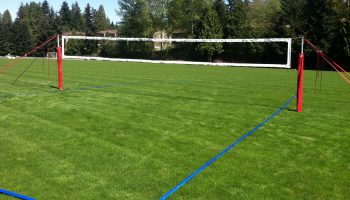 Volleyball Court Rentals