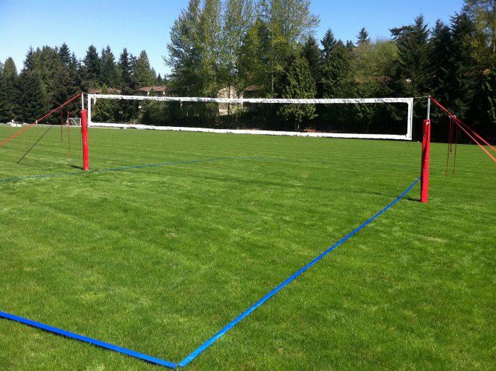 volleyball court rentals bay area
