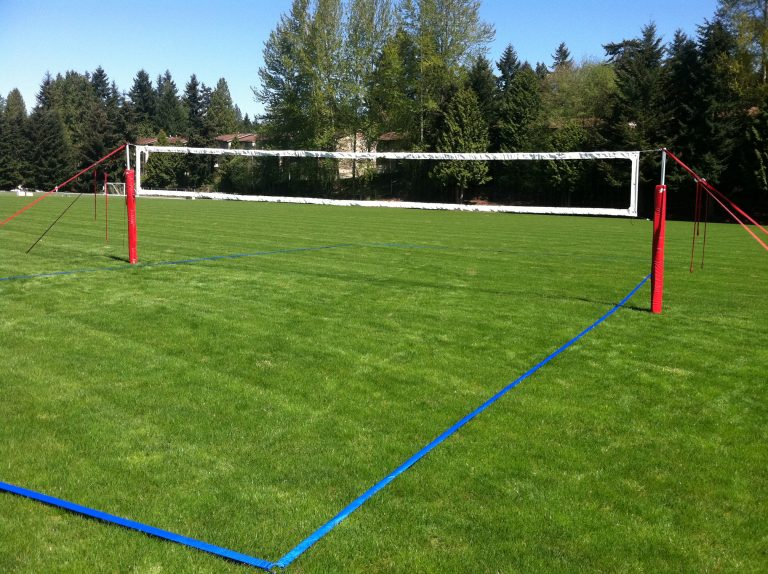 volleyball court rentals bay area