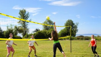volleyball court rentals california