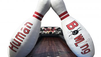 Inflatable Bowling Rental Bay Area