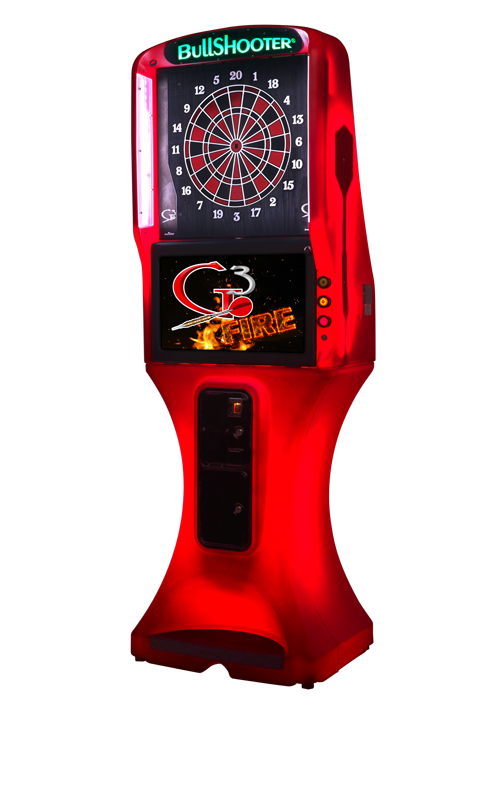 Arcade Dart Board Game Rental