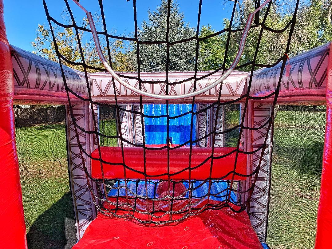 American Ninja Warrior Obstacle Course Rental San Jose