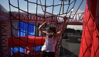 american ninja warrior obstacle course rental california