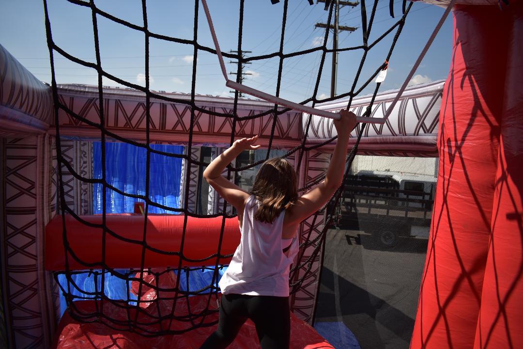american ninja warrior obstacle course rental california