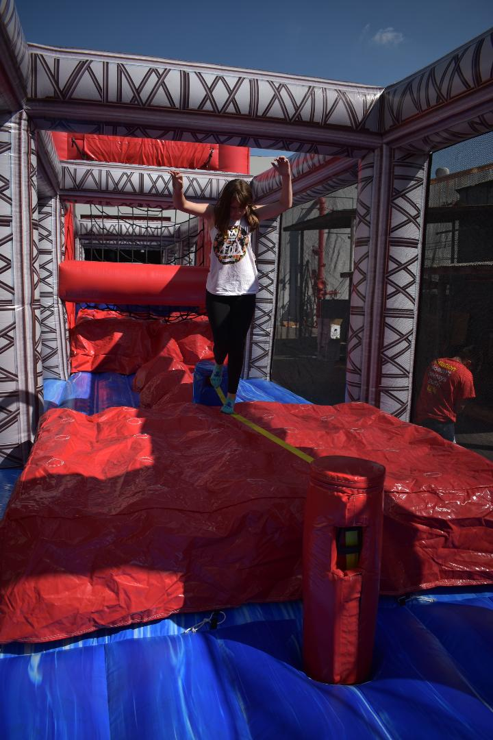 obstacle course rental San Francisco Bay Area