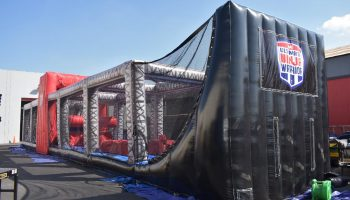 ninja warrior obstacle course