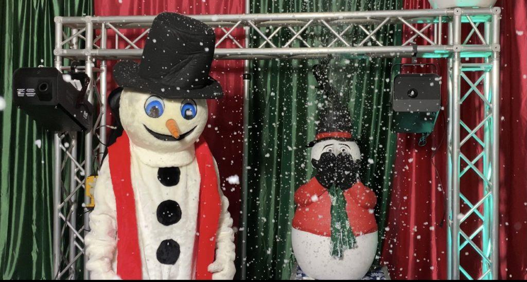 snowman snow machine rental san jose