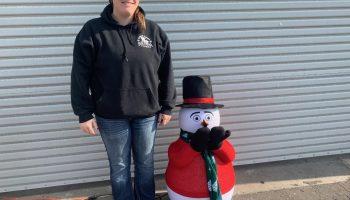 snowman snow machine san francisco bay area