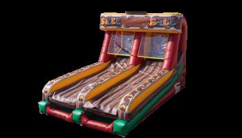 Inflatable Skeeball Game Rental California