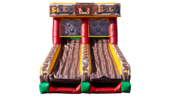 Galactic Skeeball Game Rental San Francisco