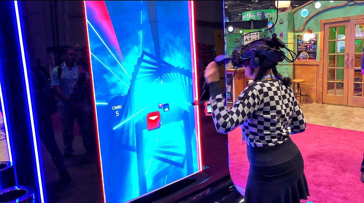 VR Arcade Game Rental San Jose California