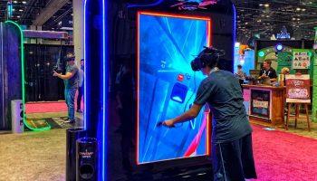 Virtual Reality Arcade Game Rental