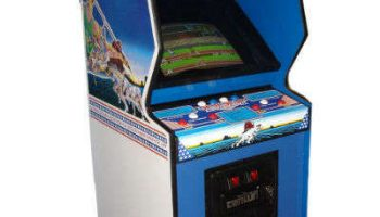 Track And Field Arcade Game