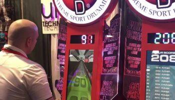 World's Fastest Drummer Arcade Game