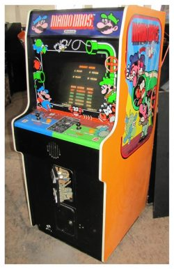 super mario arcade game rental