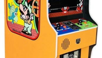 super mario bros arcade game rental