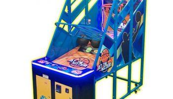Arcade basketball game rental san jose