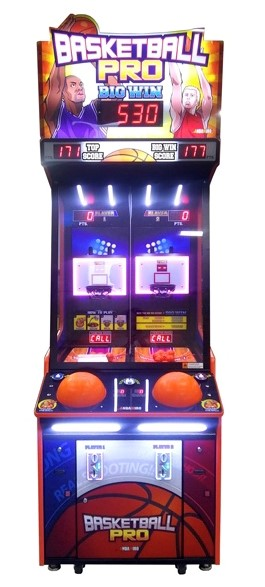 Basketball Pro Arcade Game Rental San Francisco