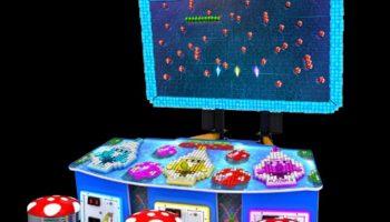 Centipede Chaos Arcade Game Rental California