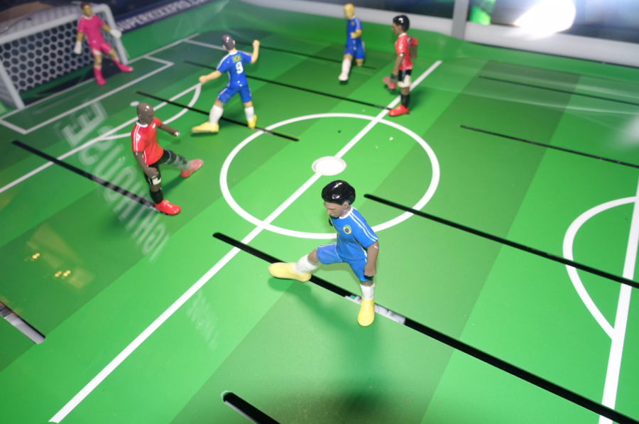 Arcade Soccer Game Rental California