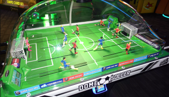 Super Kixx Soccer bubble hockey