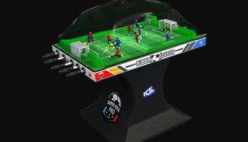 Super Kixx Pro Soccer Game