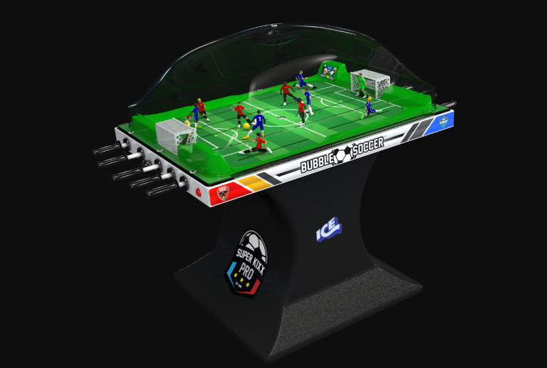 Arcade Soccer Game Rental