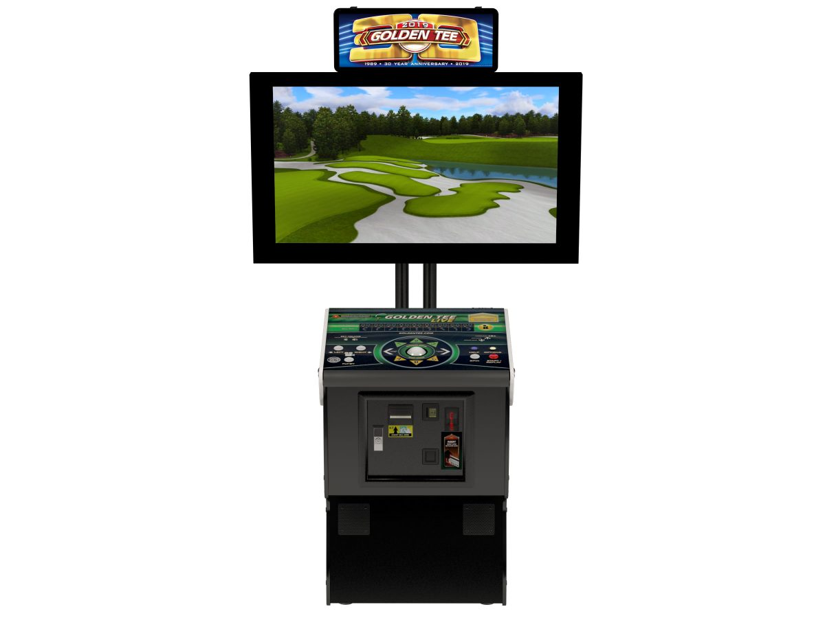 golden tee golf 2019 san francisco