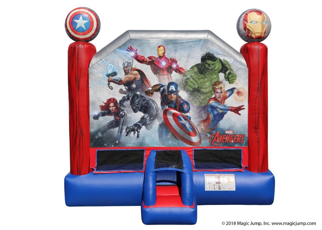 Super Hero Inflatable