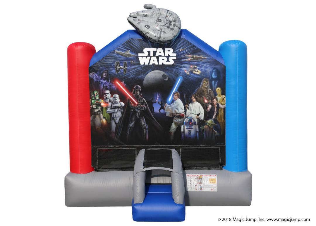 star wars inflatable