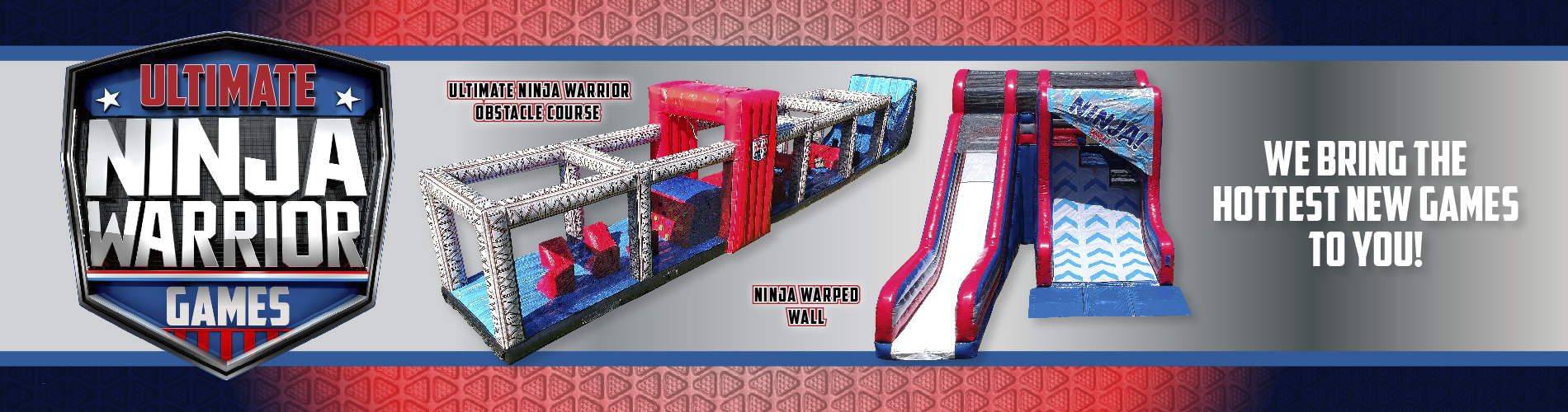 ninja warrior website banner desktop