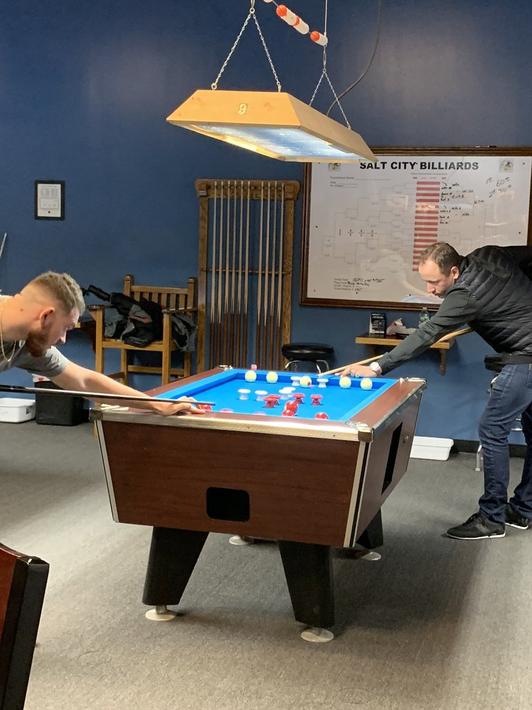 Bumper Pool Table Rental