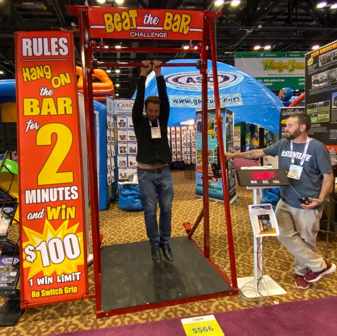 Hangman Carnival Game Rental