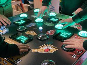 Chaos Arcade Game Rental San Joseal
