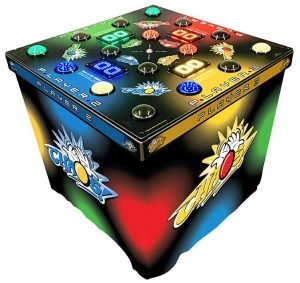 Chaos Strike-a-Light Arcade Game