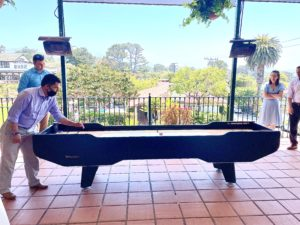 shuffleboard rental bay area