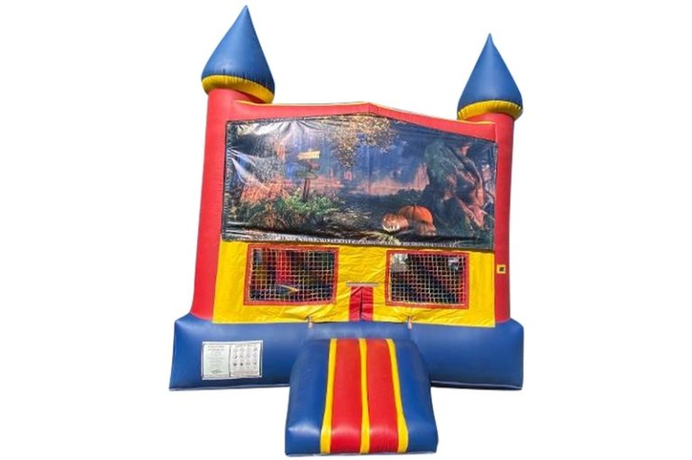 Halloween Jump House Rental