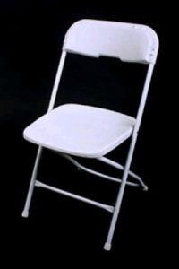 Folding chair rentals salinas