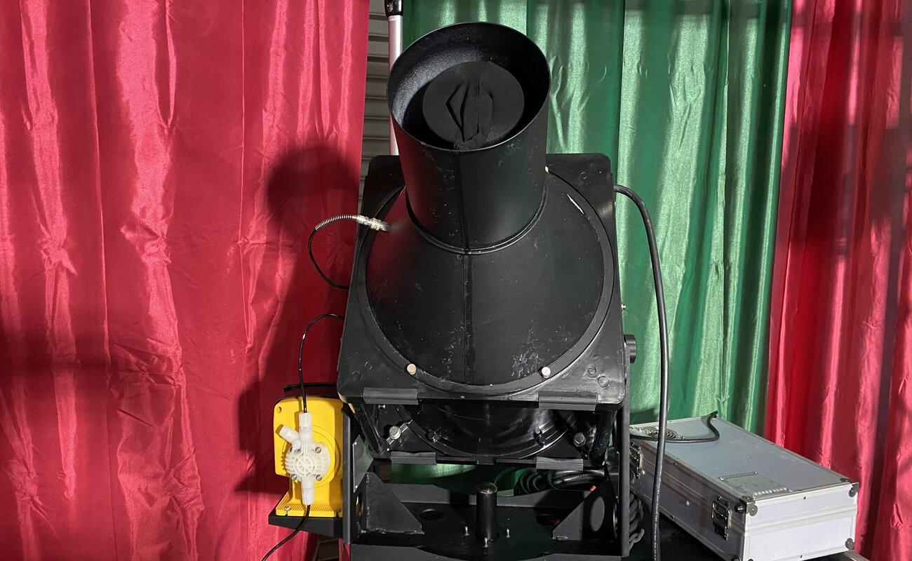 snow machine rental
