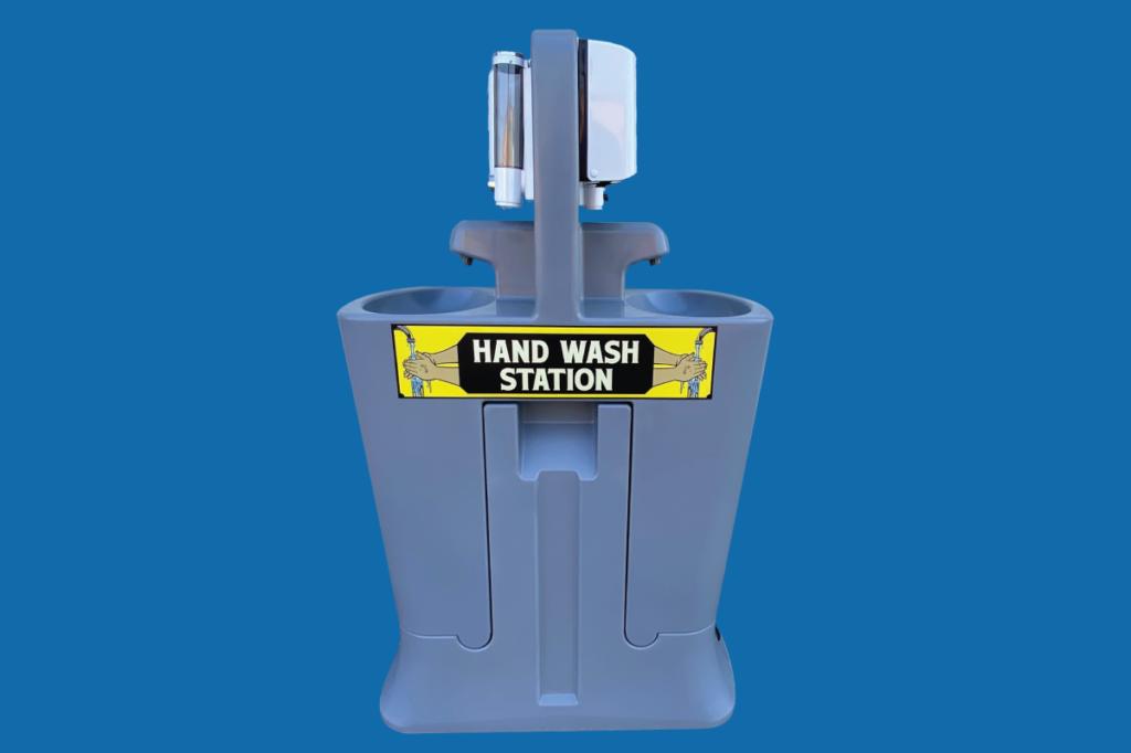 hand washing station san jose