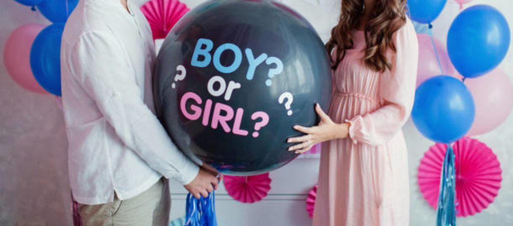 gender reveal party planning