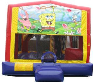 Boumce House Slide Combo