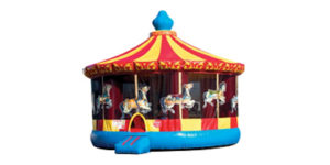 Giant Inflatable Carousel