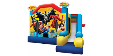 Justice League Bounce House Rental
